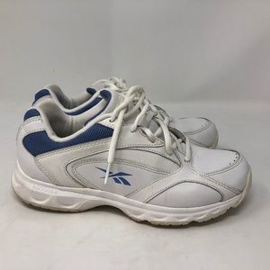 Reebok DMX Ride Leather Athletic Shoe womens  6.5